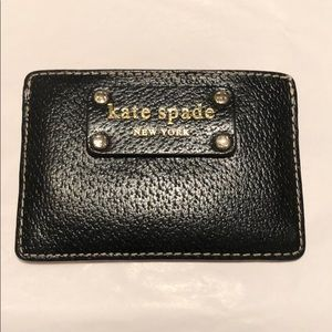 Kate Spade Wellesley Card Case